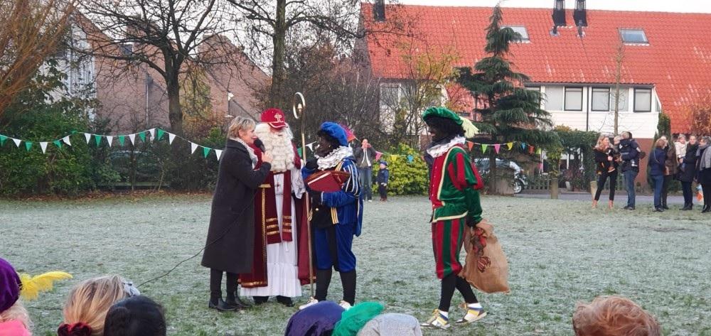 Sinterklaasfeest op de Rehoboth