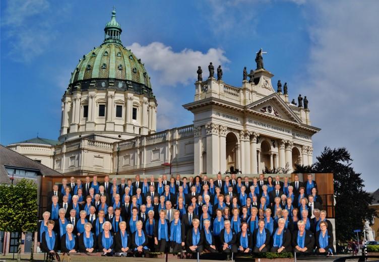 WKV Musica zingt 31 maart in Basiliek van Oudenbosch