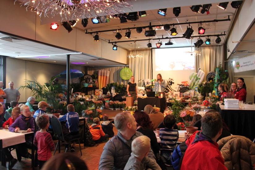 Opbrengst Fancy Fair Naaldwijk: € 87.000