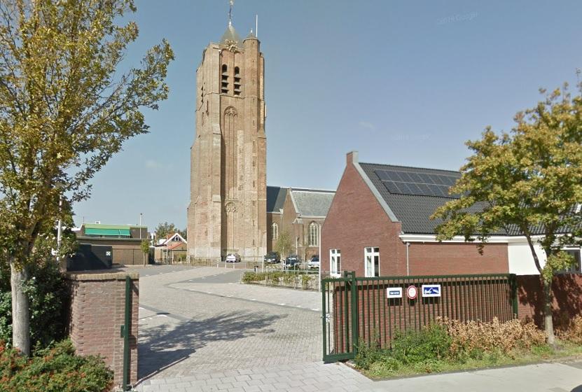 Deel terrein Hervormde Kerk Monster open voor parkeren