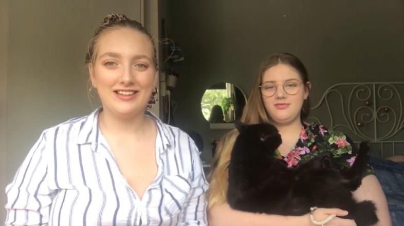 Crowdfundingsactie voor zieke Jane en Rosa bijna halverwege