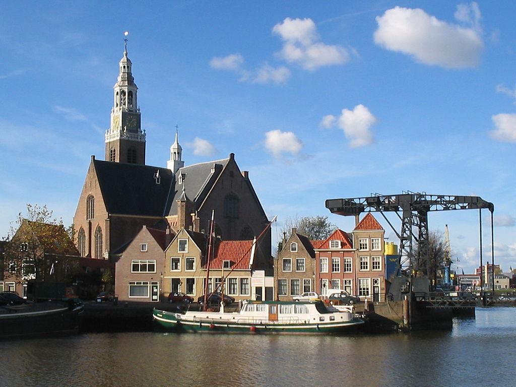 Geschiedenis; Tumult in Maassluis vanwege oude psalmberijming