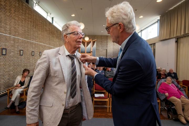 WestlandStek voor 60-jarig jubileum organist