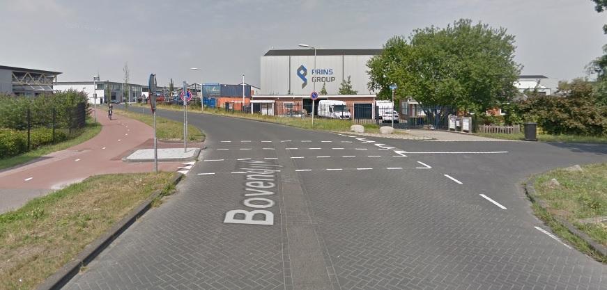 Kleine aanpassing bij oversteekplaats Bovendijk
