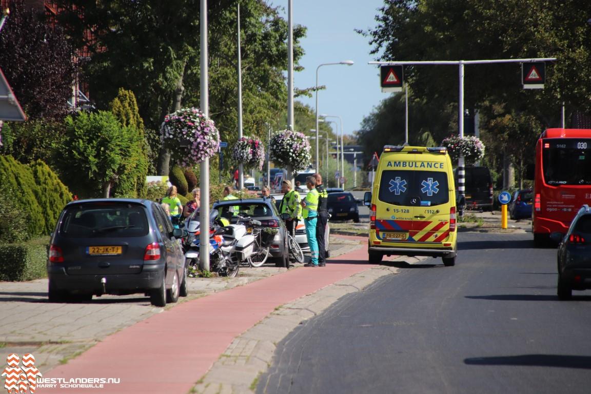 Fietsers in botsing op de Heulweg