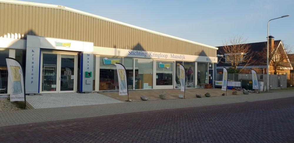 Stichting Kringloop Maasdijk 2 jaar