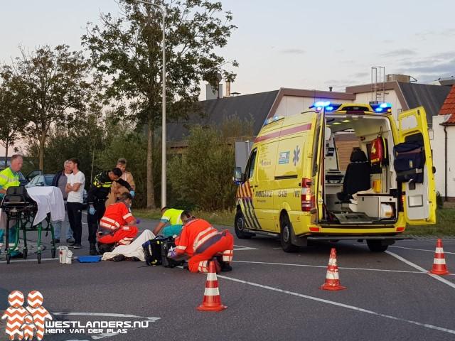 Racefietser ernstig gewond bij ongeluk Pettendijk