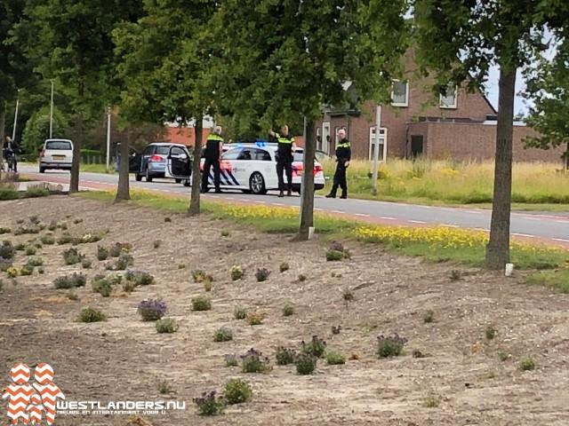 Gewapende aanhouding was oefening politie
