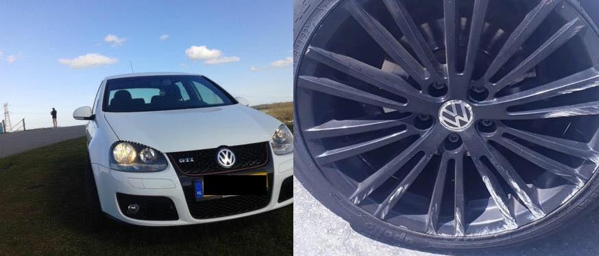 Gestolen Volkswagen teruggevonden door politie