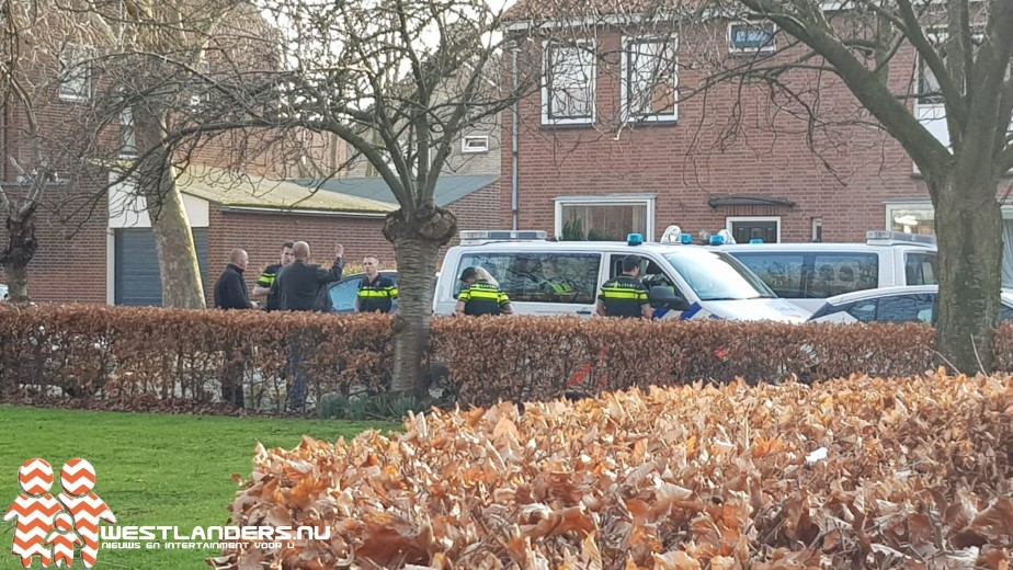 Verschillende incidenten op de zondagmiddag