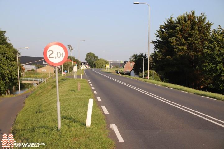 Sluipverkeer naar Maasdijk wordt bekeurd
