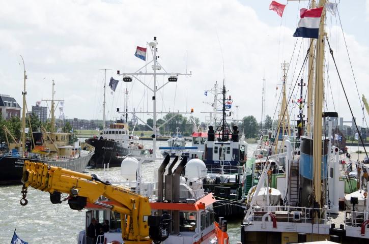 Gezellige Dag van de Zeesleepvaart ondanks aangepast schema