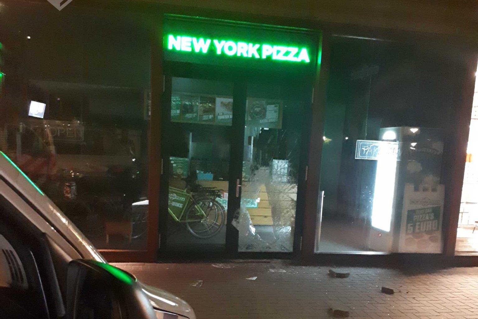 Nachtelijke incidenten bij horecazaken in Maassluis