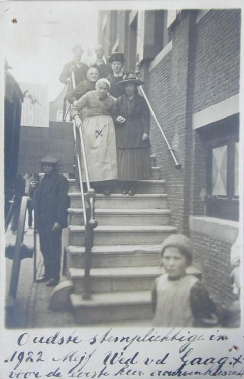 Sien, Vos en het Vrouwenhuis in Museum Maassluis