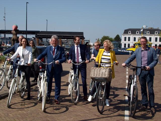 Nieuwe regionale fiets- en wandelroutes gelanceerd