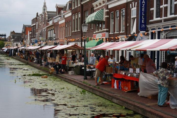 Boekenmarkt Maassluis op zaterdag 29 juni