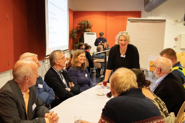 Geslaagde bijeenkomst 'Samen sterk tegen armoede'