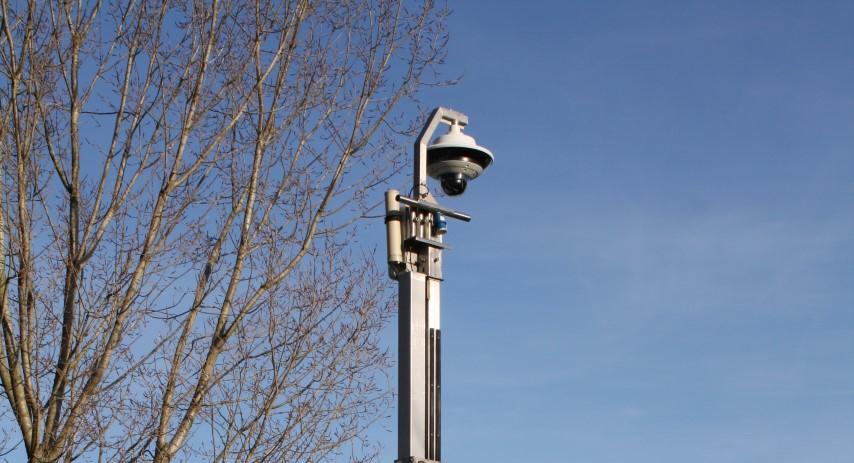 Nieuwe mobiele camera gemeente Maassluis in gebruik