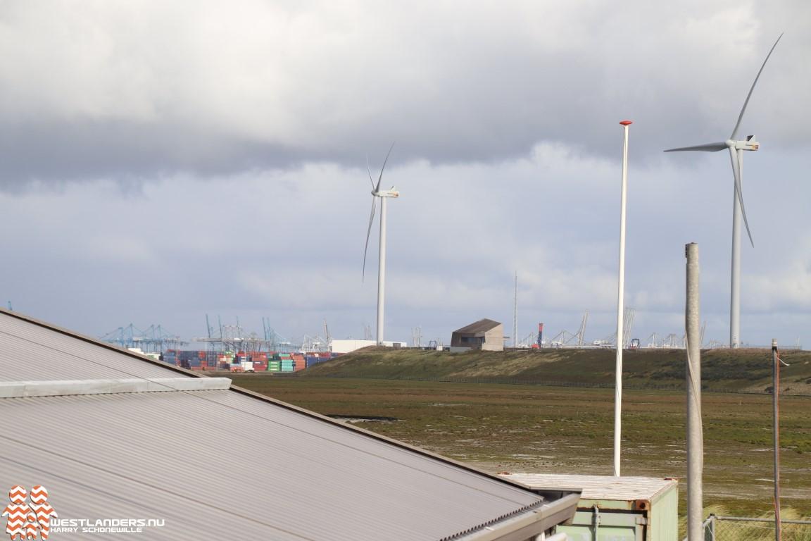 Overeenkomst getekend voor windpark 2e Maasvlakte