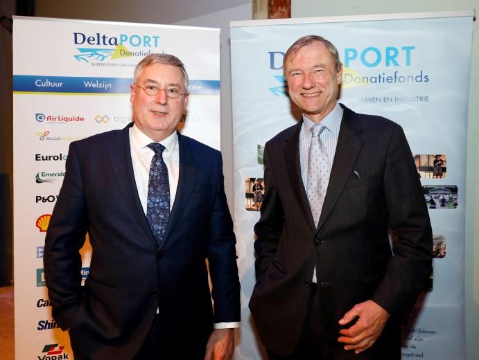 Wim Groenendijk nieuwe voorzitter DeltaPORT Donatiefonds
