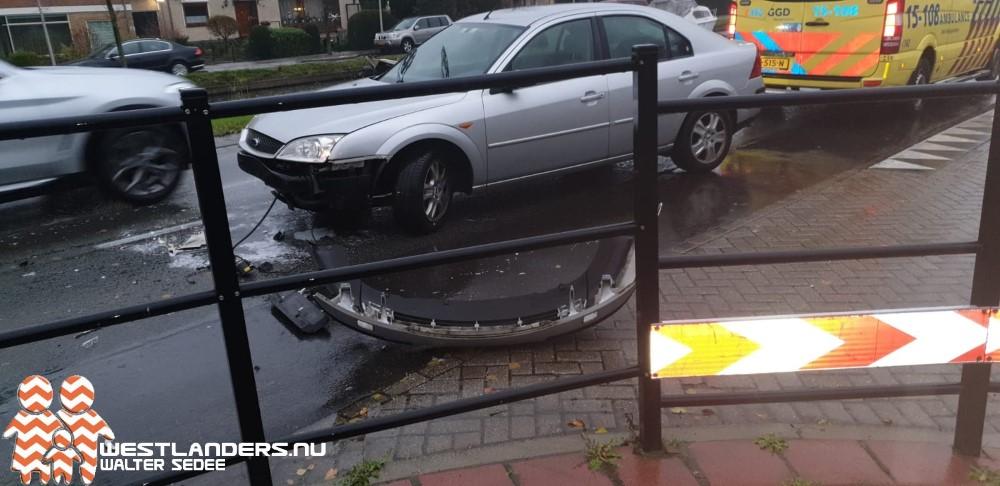 Ongeluk aan de Hoornseweg
