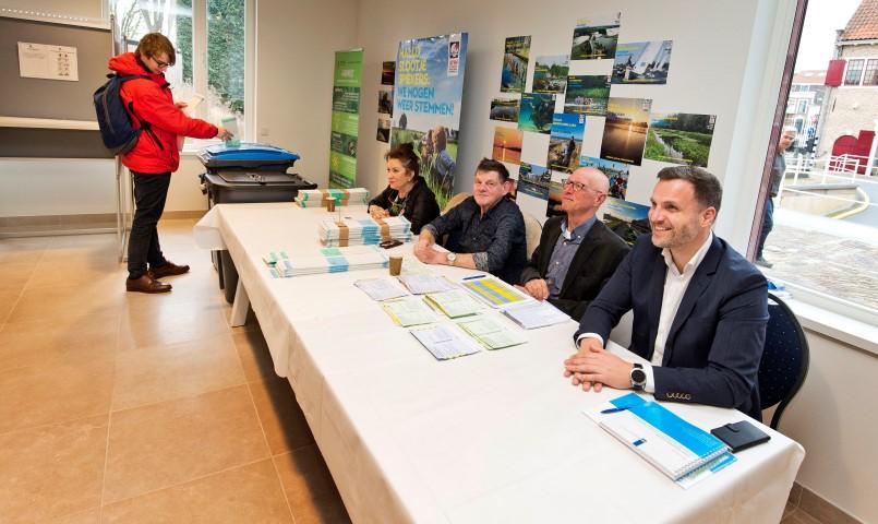 VVD winnaar waterschapsverkiezingen Delfland