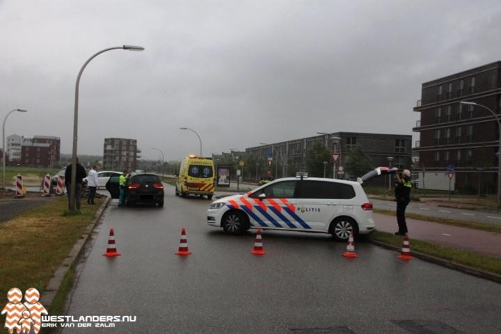 Ongeluk aan het Aagtenland