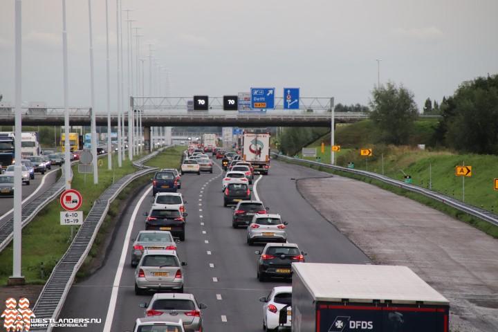 Nederlanders betalen bijna € 6,1 miljard wegenbelasting in 2020