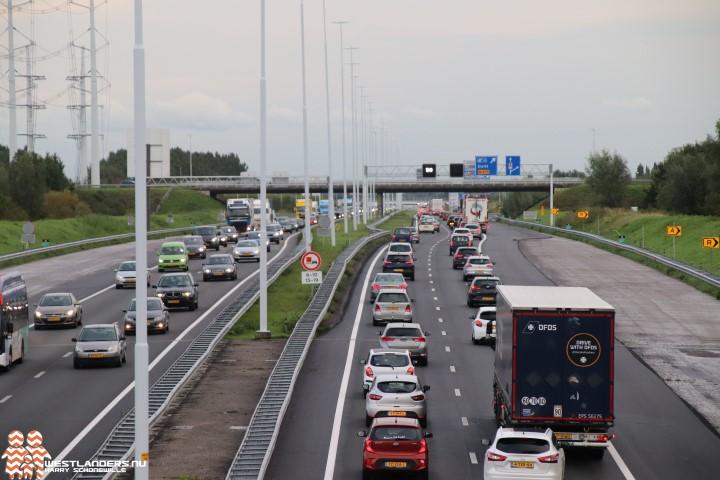 Verlagen maximumsnelheid op snelwegen in maart 2020