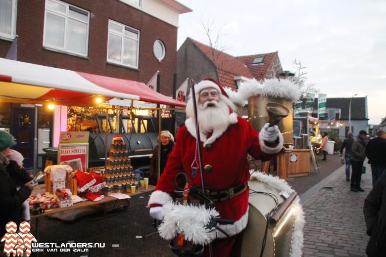 Kerstmarkt in Den Hoorn