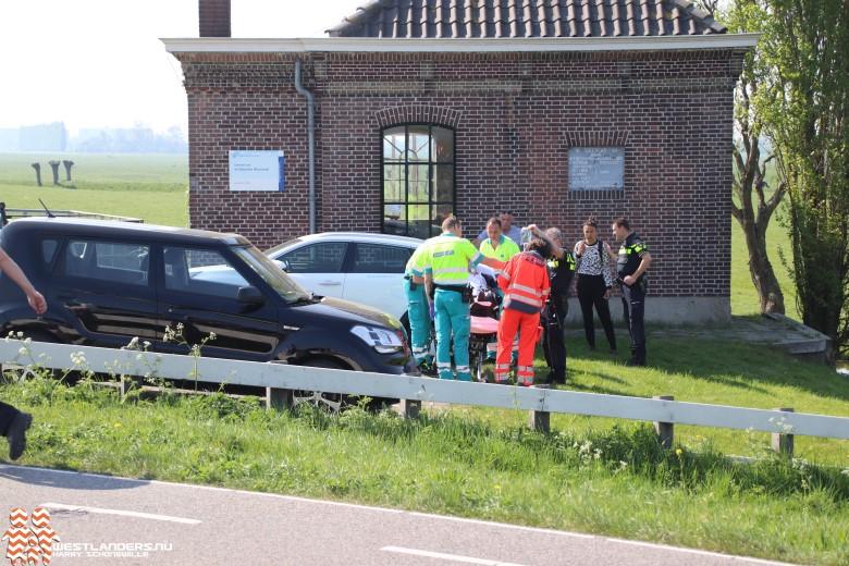 Medische noodsituatie aan de Molenweg