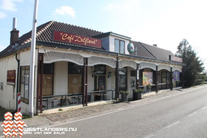Café Delfland in Den Hoorn gaat sluiten