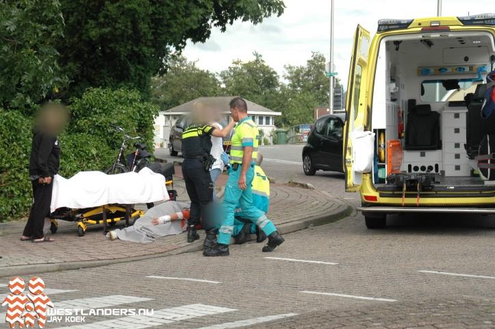 Twee kleine ongelukken in Midden Delfland
