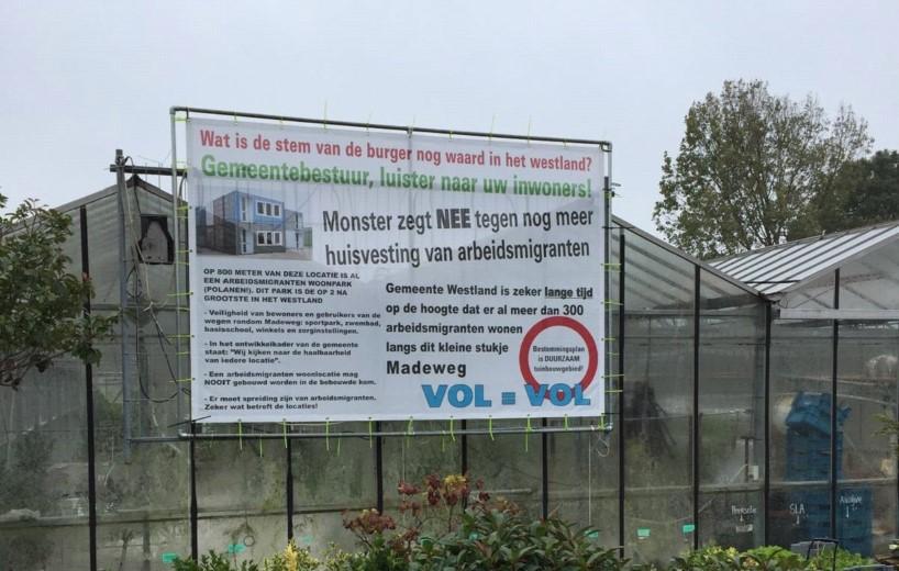 Nog geen duidelijk plan voor huisvesting arbeidsmigranten