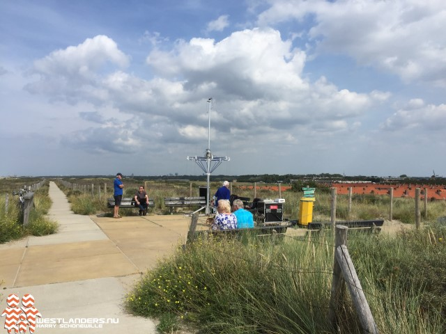 Zoektocht naar smokkelvluchten met mobiele radarinstallatie