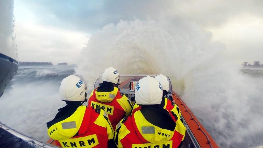 Recordzomer geeft recorddrukte voor redders KNRM