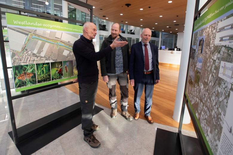 Expositie Westlandse Ecozones geopend