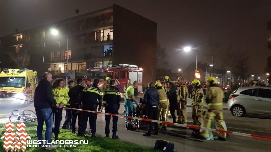 Fietser gewond bij ongeluk Pijle Tuinenweg