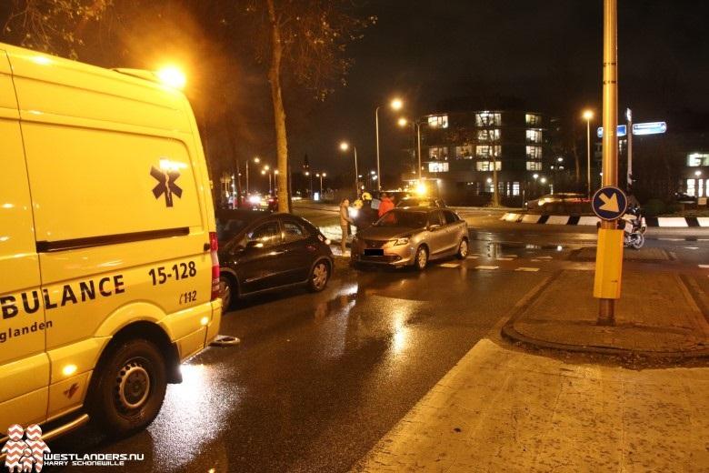 Hardloopster gewond na ongeluk Bosweg