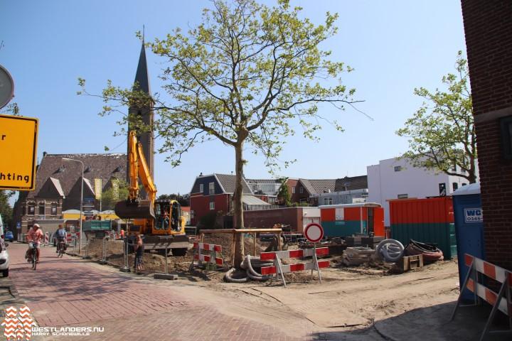 Renovatie parkeerterrein Emmaplein krijgt meer gezicht