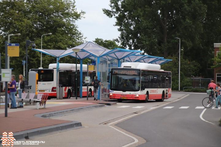 Aangepaste dienstregeling buslijnen op 3 januari 2021