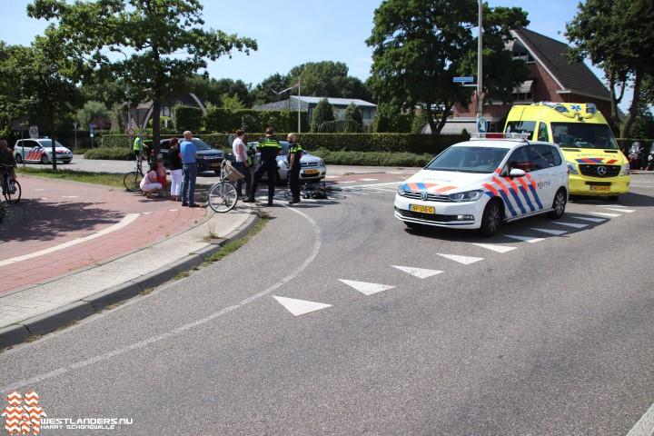 Opnieuw gewonde bij ongeluk kruising Grote Achterweg