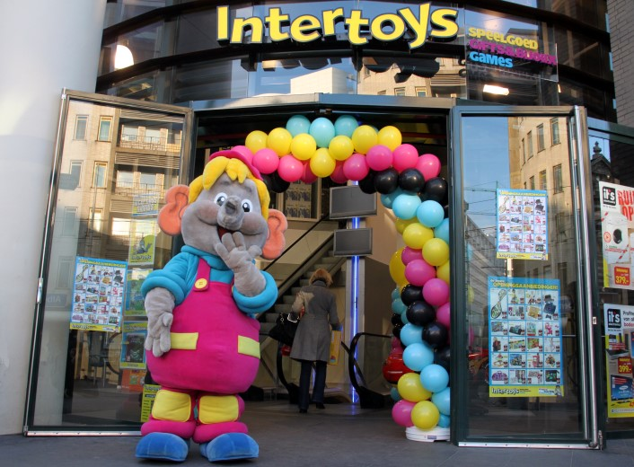 Intertoys vraagt uitstel van betaling aan