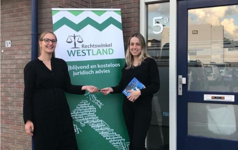 Nieuwe voorzitter Rechtswinkel Westland
