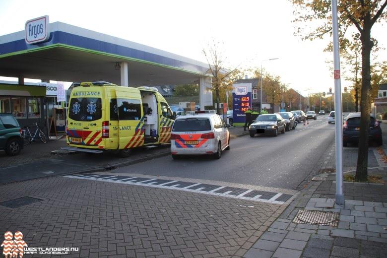 Ongeluk aan de Jan Barendselaan