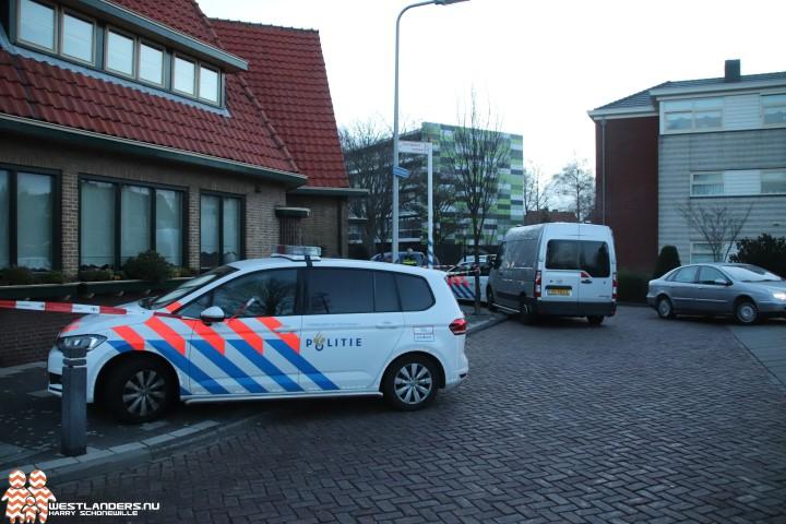 Politie zoekt getuigen van woningoverval Poeldijk