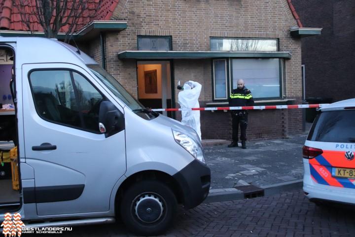Woningoverval in de Beatrixstraat