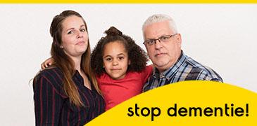 Noodoproep voor Alzheimer collecte in Poeldijk