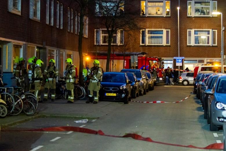 Rotterdam - Woningen ontruimd na openen gaskraan