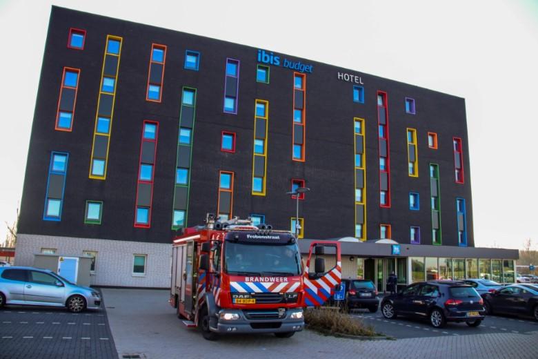 Hotel voor 2e keer binnen een week ontruimd